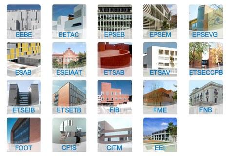 Miniatures centres UPC
