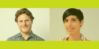 Miquel Sureda i Gisela Detrell han presentat al CCCB Nüwa, un projecte de ciutat sostenible d'un milió d'habitants a Mart