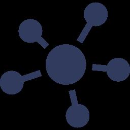 Icona xarxa