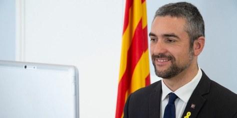 Bernat Solé, enginyer industrial per la UPC