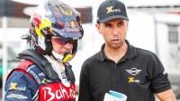 Joan S. Navarro, enginyer industrial, campió del Dakar 2020 com a cap d'enginyers de Carlos Sainz