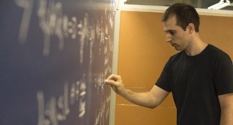 Joaquim Serra, matemàtic FME-CFIS