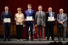 Joseo Farré Checa rep el primer premi en enginyeria i arquitectura del premi nacional de fi de carrera d'educació universitària