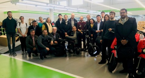 Club ETSEIB Alumni - Visita a Silence Urban Ecomobility (by SCUTUM)