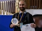 Xavier Cano Ferrer, graduat en Enginyeria Biomèdica, premiat en el Robochallenge International Robotics Competition
