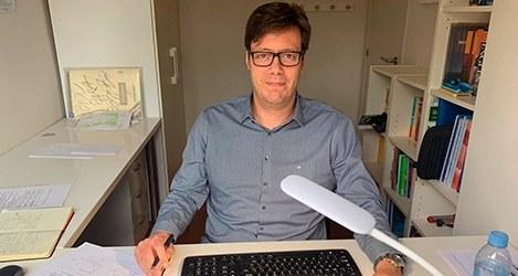 Xavier Roca, Doctor en enginyeria industrial i director de l'ESEIAAT