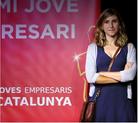 Elisenda Bou-Balust ha sido galardonada con el premio Joven Empresario de 2018