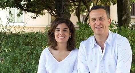 Laura Carrio y Oriol Rojals