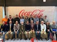 Club ETSEIB Alumni - Visita a Coca Cola